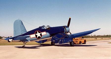 "A flying F4U-1 ""Birdcage"" Corsair, a one of a kind!"