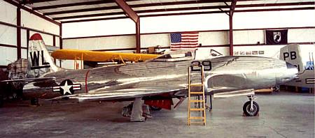 Lockheed TO-1 (P-80C)